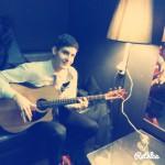 Раиль Арсланов и уроки игры на гитаре
